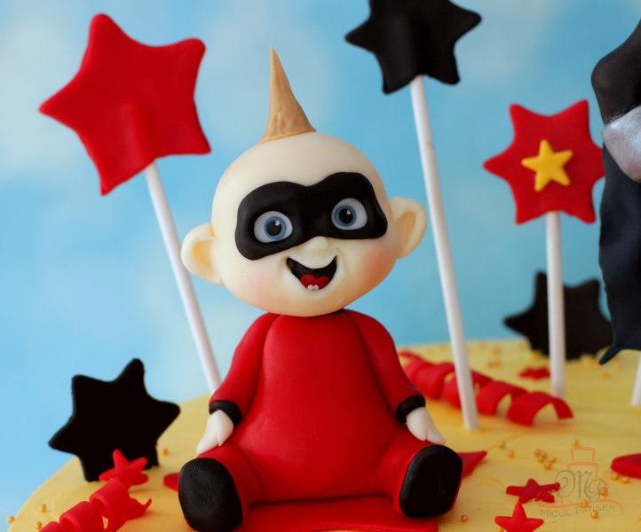 Tort cu tematica Incredibilii (The Incredibles)