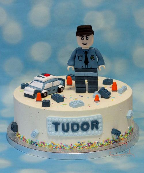 Tort Lego politie