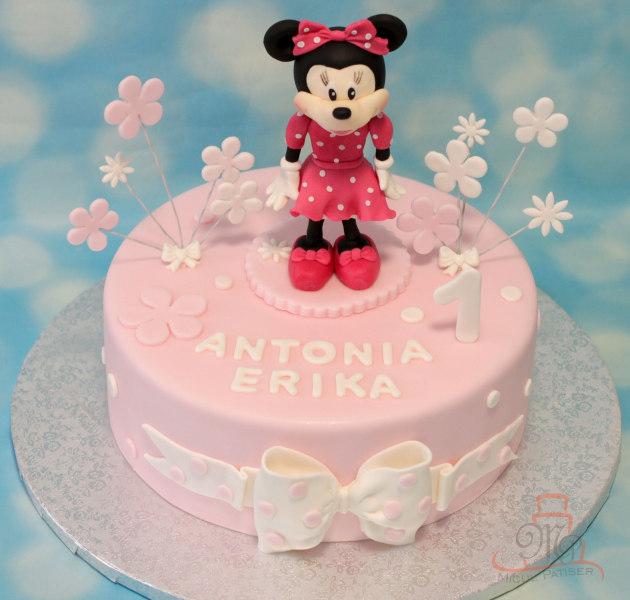 Tort cu Minnie Mouse