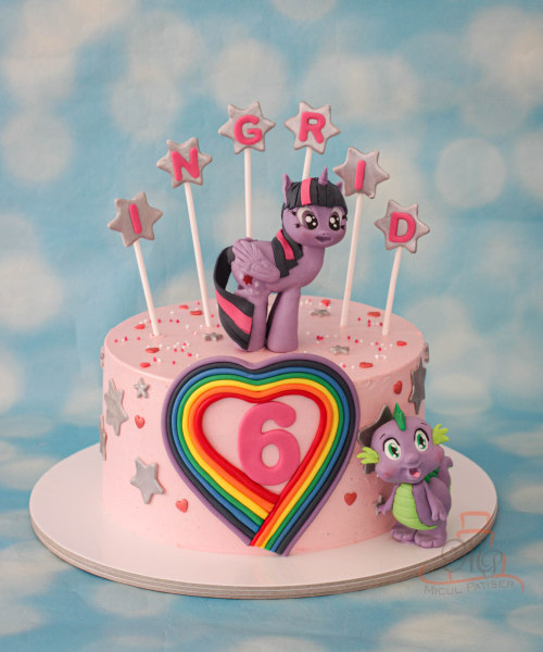 Tort Twilight Sparkle My Little Pony