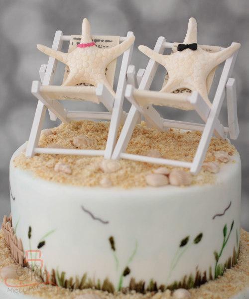 Tort nunta plaja