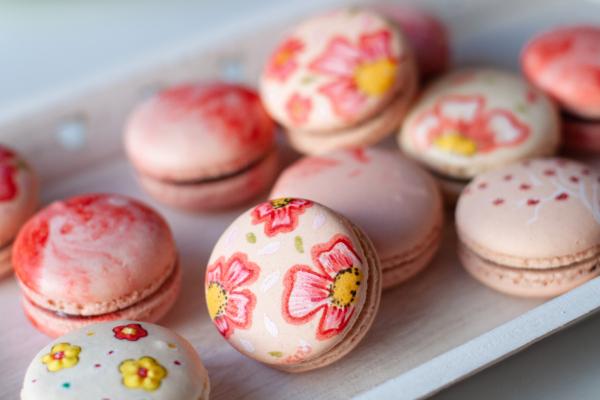 Curs Macarons perfecti Micul Patiser